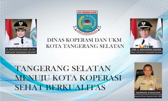 Dinas Koperasi Dan UKM Kota Tangerang Selatan