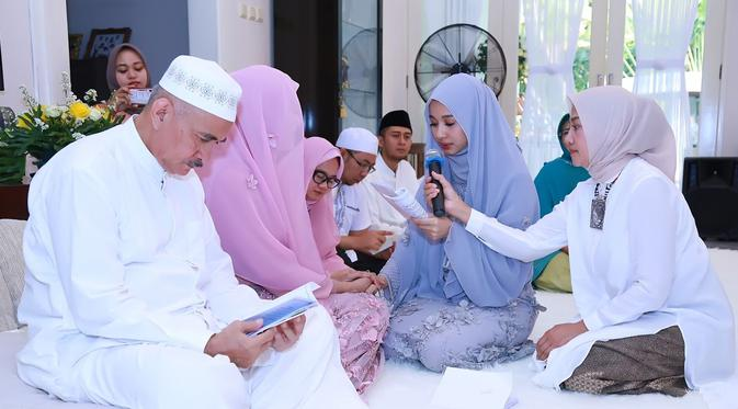 Laudya Cynthia Bella Menikah Bulan Ini Best Tangsel Portal Berita Terikini