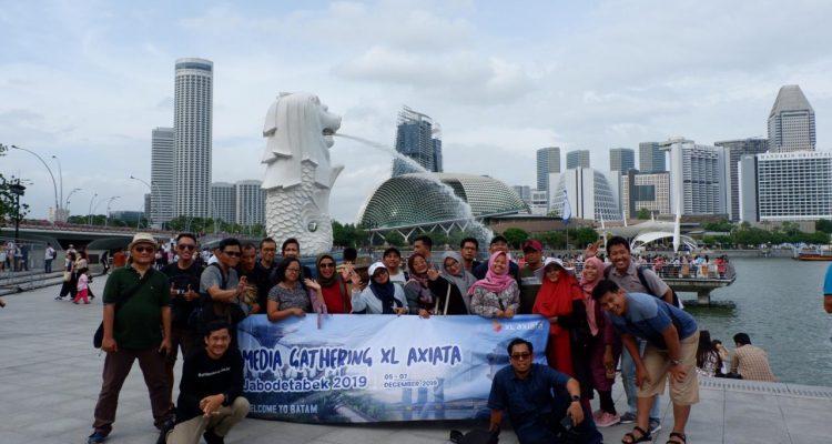 Wisata batam singapura
