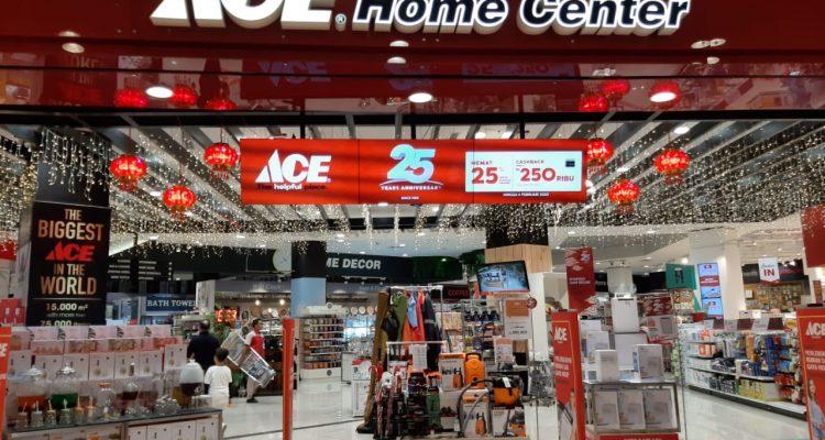 25 Tahun Ace Berikan Promo Menarik Hingga 4 Februari 2020 Best Tangsel Portal Berita Terikini