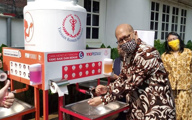 Yayasan Kanker Indonesia Mengingatkan Pentingnya Cuci ...